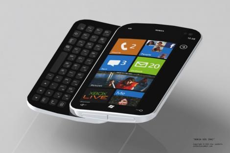 Nokia Windows Phone - primul smartphone destinat zonei business