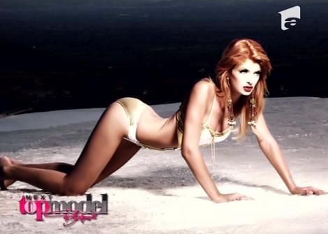 VIDEO! Nicio eliminare la Next Top Model: Toate fetele merg mai departe!