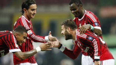 SERIE A: Nocerino, hattrick pentru AC Milan. Pasi gresiti pentru Lazio, Inter si Roma