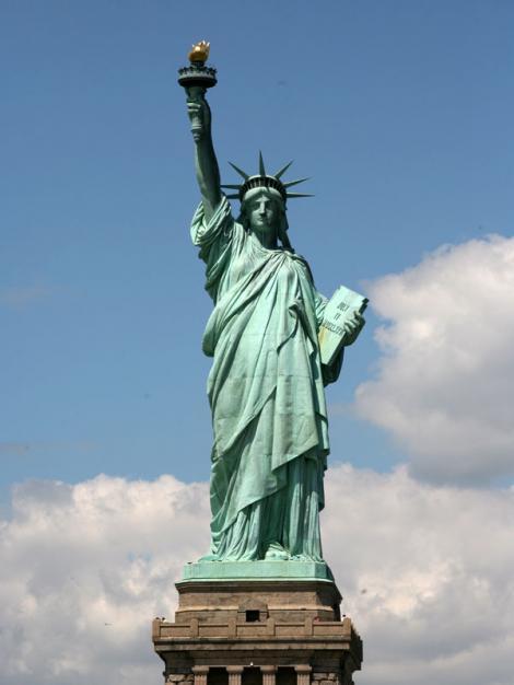 VIDEO! Statuia Libertatii implineste 125 de ani