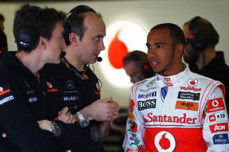 Lewis Hamilton, penalizat de trei pozitii pe grila de start in MP al Indiei