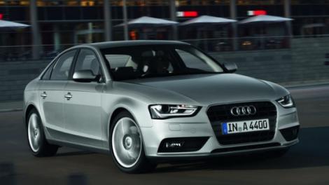 Facelift pentru Audi A4