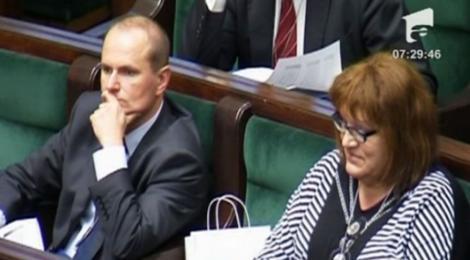 VIDEO! Polonia: Parlamentar femeie, fost... barbat