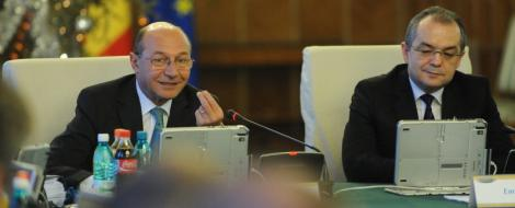 Remanierea Guvernului va fi decisa de Boc si Basescu