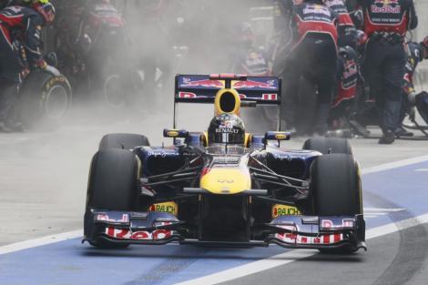 Sebastian Vettel a castigat editia inaugurala a Marelui Premiu al Indiei