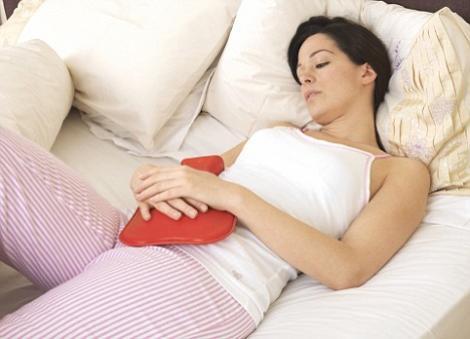 5 modalitati benefice prin care sa tratati durerea menstruala!