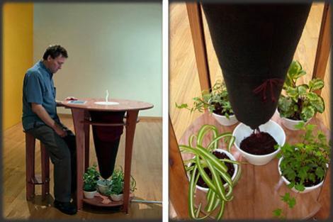 FOTO! Mese de cafea inedite pentru sufrageria ta
