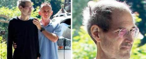 Vezi fotografia care i-a prevestit moartea lui Steve Jobs!
