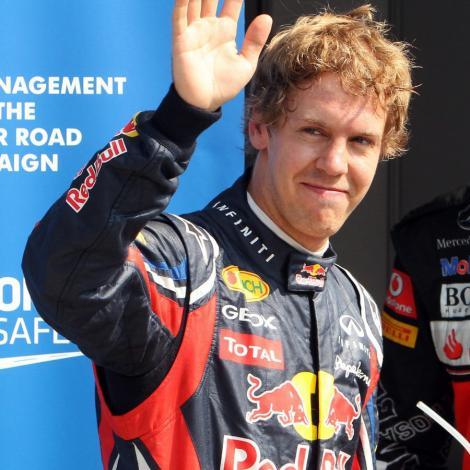 Sebastian Vettel, implicat intr-un accident in antrenamentele pentru MP al Japoniei