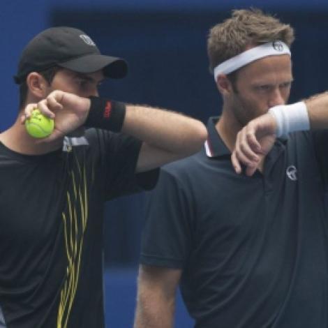 Open-ul Chinei: Horia Tecau si Robert Lindstedt au pierdut finala de dublu