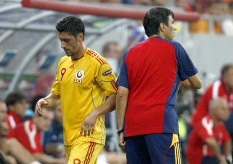 Victor Piturca isi asuma vina pentru situatia lui Marica de la Schalke