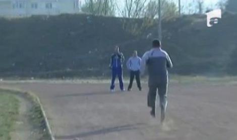 VIDEO! Teste fizice pentru politistii din Baia Mare