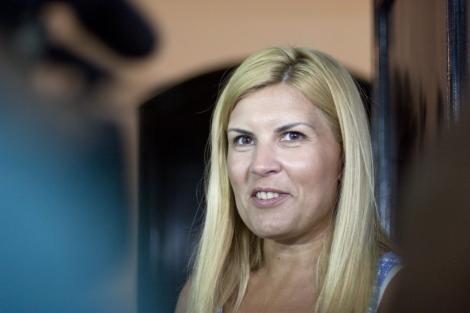 Elena Udrea: Cel mai inteligent caine pe care l-am avut vreodata a fost un maidanez