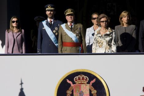 VIDEO! Familia regala din Spania este afectata de un scandal de coruptie