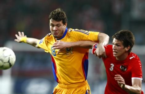 Marius Niculae, convocat la nationala pentru meciul amical cu Grecia