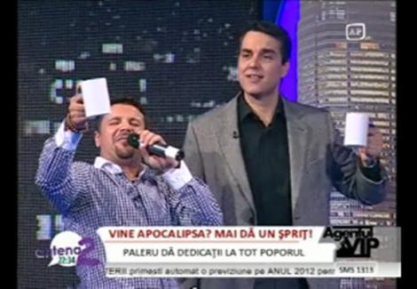 VIDEO! Vezi ce vedete au primit dedicatii de la Nicu Paleru!