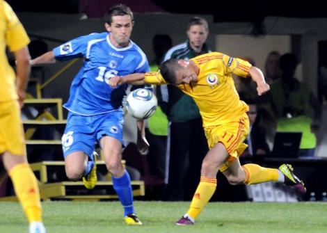 Romania - Grecia 3-1 \ Victorie clara in ultimul meci al anului