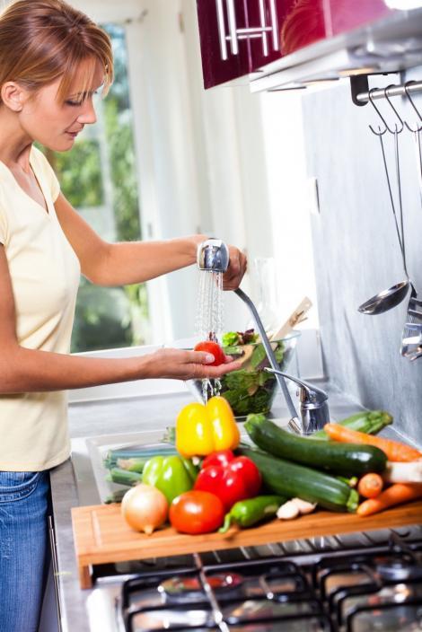 40 de zile fara carne si lactate. Vezi care sunt beneficiile postului!