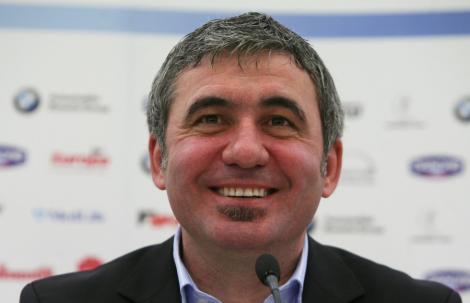 """Hagi a schimbat macazul: """"Proiectul lui Mircea Sandu este unul foarte bun"""""""