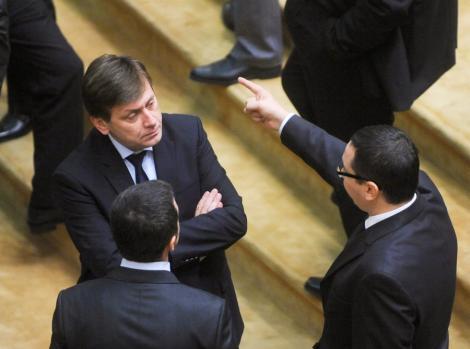 USL incepe suspendarea presedintelui Basescu, ca urmare a declaratiilor facute la postul public de radio