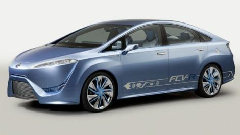 Conceptele Toyota se pregatesc pentru prezentare la Tokyo