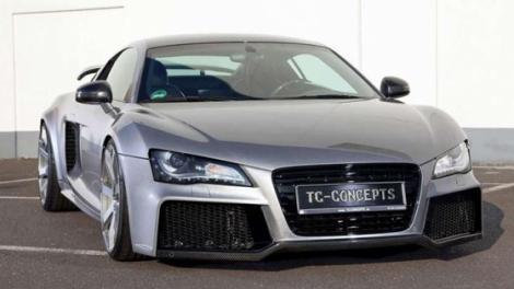 Audi R8 este Toxique