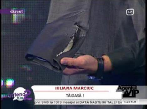 """VIDEO! Iuliana Marciu: """"Nu i-am cerut lui Adrian Enache sa ma ia de sotie"""""""