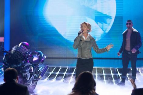 X Factor: Diana Hetea se poarta ca o diva