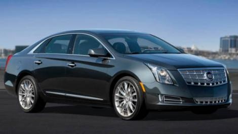 Cadillac prezinta noul XTS, succesorul modelului DTS