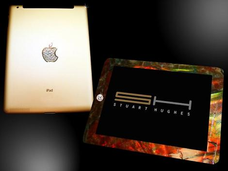 FOTO! Vezi iPad-ul care costa 5 milioane de euro!