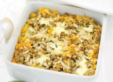 Reteta zilei: Cartofi si pastarnac copti