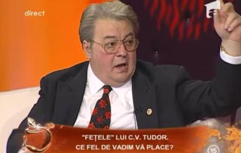 """VIDEO! Vadim: """"Cruduta e politicoasa / Unde-i pui mana, te lasa"""""""
