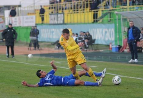 FC Vaslui - Pandurii 3-2 \ Moldovenii inving in prelungiri