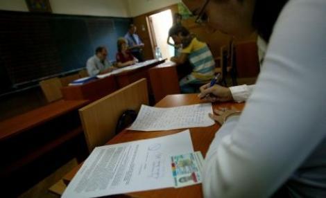 Aproape doi pe loc la Rezidentiat: Examenul desfasurat, in premiera, in 6 centre universitare