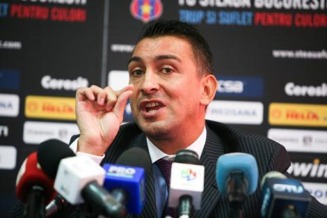 Ilie Dumitrescu, atacat de Becali. Vezi un dialog incredibil!