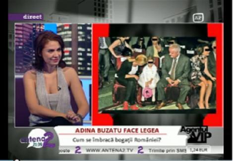 VIDEO! Mihaela Borcea s-a imbracat ca o hostessa