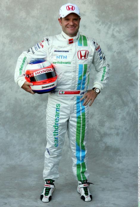 Barrichello, retras fortat din Formula 1? Kimi Raikkonen e favorit sa-i ia locul