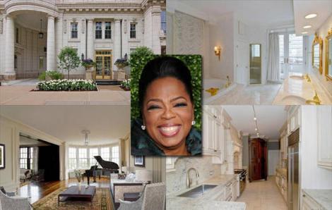 Cu 15 mii de dolari pe luna, poti inchiria apartamentul lui Oprah!