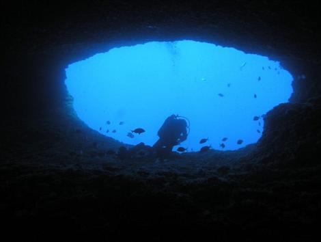 FOTO! Vezi cele mai spectaculoase pesteri subacvatice!
