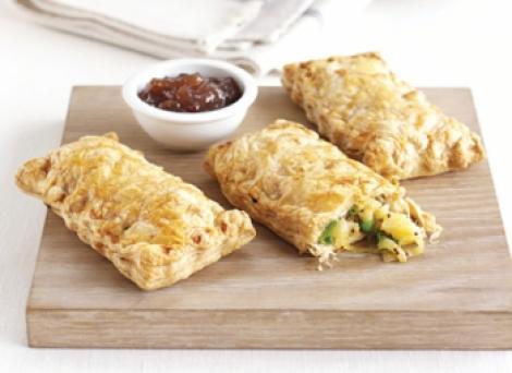 Reteta zilei: Placinta englezeasca de cartofi si curry