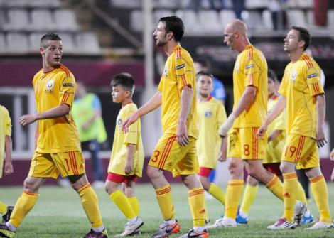 Vezi lotul Romaniei pentru amicalul cu Belgia!