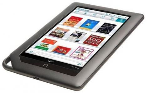 Tableta Nook, ultimul dispozitiv de la Barnes&Nobles care intra in razboiul tabletelor