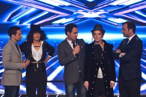 FOTO! Irina Florea, cu inima franta ca Antonia a parasit casa X Factor