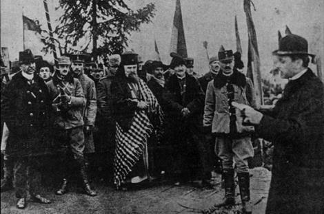 1 decembrie 1918: Vezi filmul evenimentelor istorice!