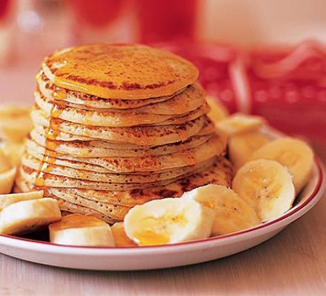 Mic dejun delicios: Clatite americane