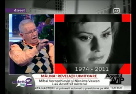 """VIDEO! """"Daca astepta pana in ianuarie, Malina Olinescu nu s-ar mai fi sinucis"""""""