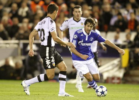 Veste proasta pentru Steaua: Raul nu pleaca de la Schalke