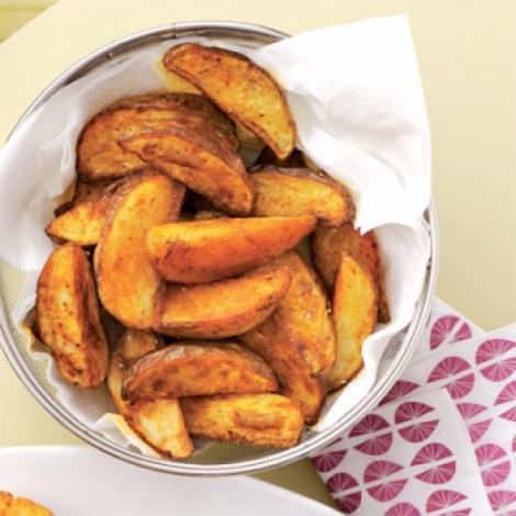 Reteta de post: Cartofi copti condimentati