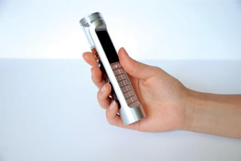 INCREDIBIL! Telefonul pe baza de suc si energie electrica obtinuta din hartie. Vezi cele mai tari inventii ecologice!