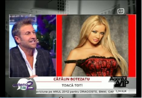 """VIDEO! Catalin Botezatu despre Bianca Dragusanu: """"Ii raman prieten indiferent de pasarelele care-i vin la cap"""""""